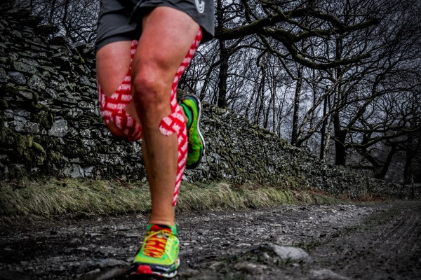 Kinesiology Tape: What you need to know