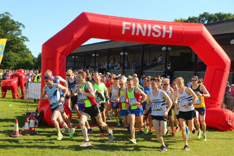 2018 Shrewsbury Half Marathon Open for Registration